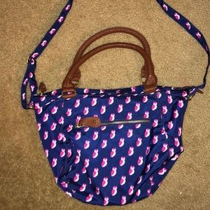 Old Navy owl bag with shoulder strap